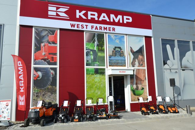 Kramp West Farmer aruhaz gyor